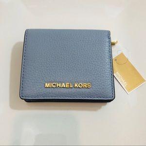 Michael Kors Jet Set Carryall Card Case Wallet